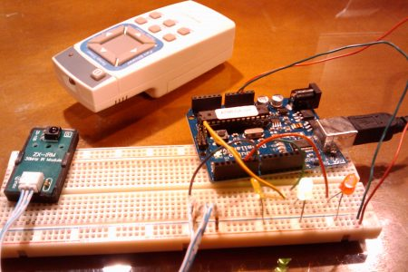 Arduino and Infrared … (Part 2)