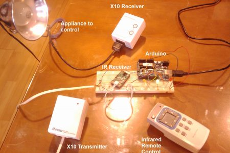 Arduino and Infrared … (Part 3)