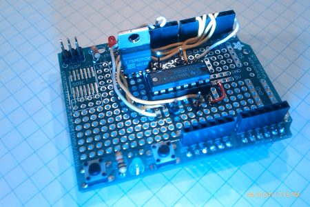 Arduino Motor Controller Using an L293D Chip