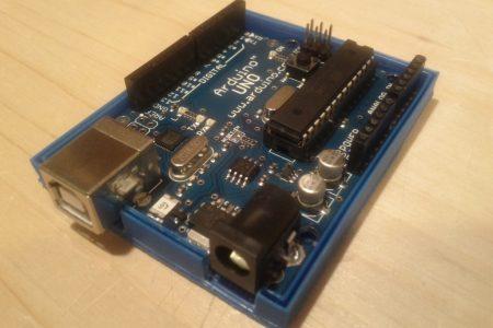 Parametric Arduino Case