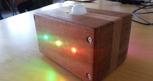 Motion Detector Box