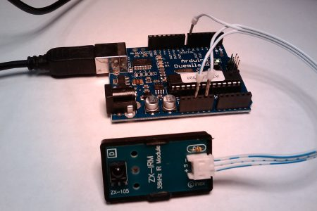Arduino and Infrared (IR) Remotes