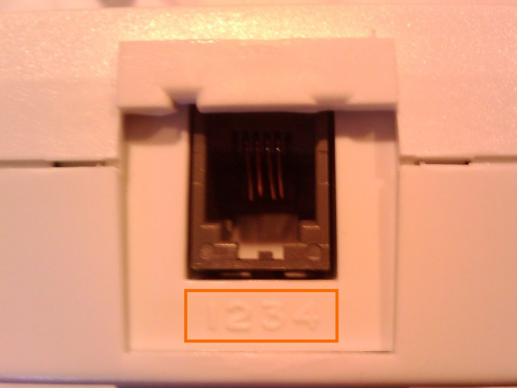 X10 Modem connector