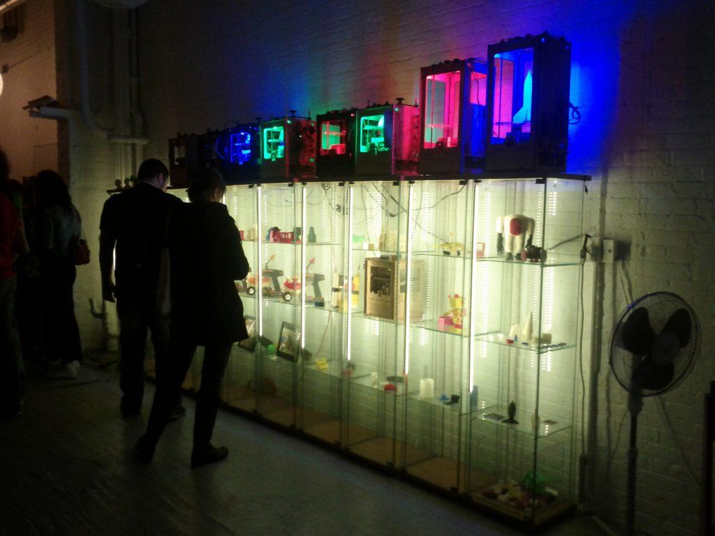 Makerbot Headquarter