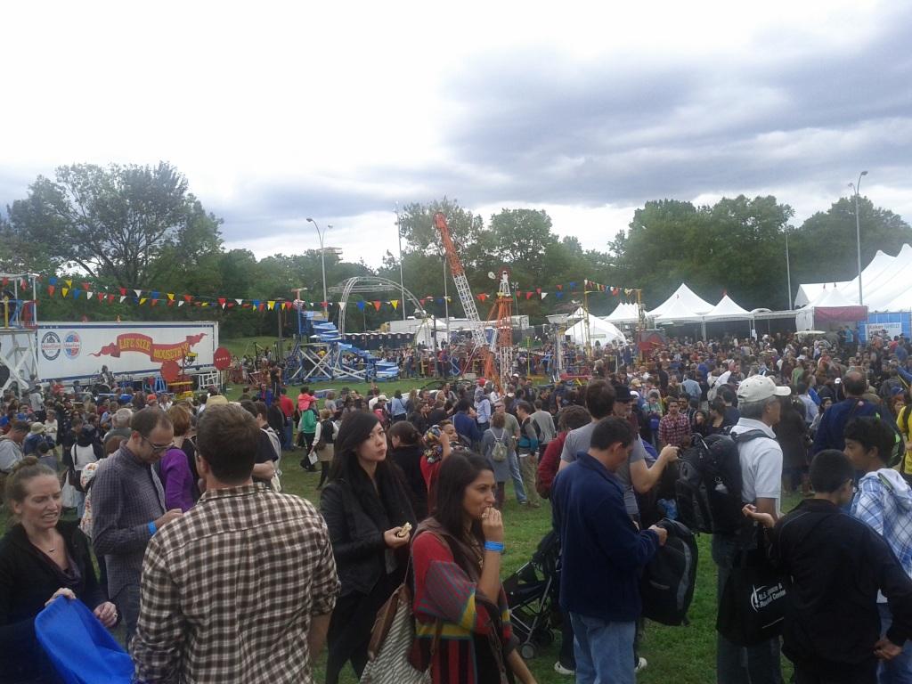 Maker Faire World 2011 New York