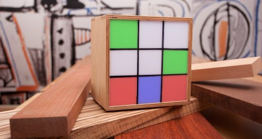 Base4 Clock On Kickstarter